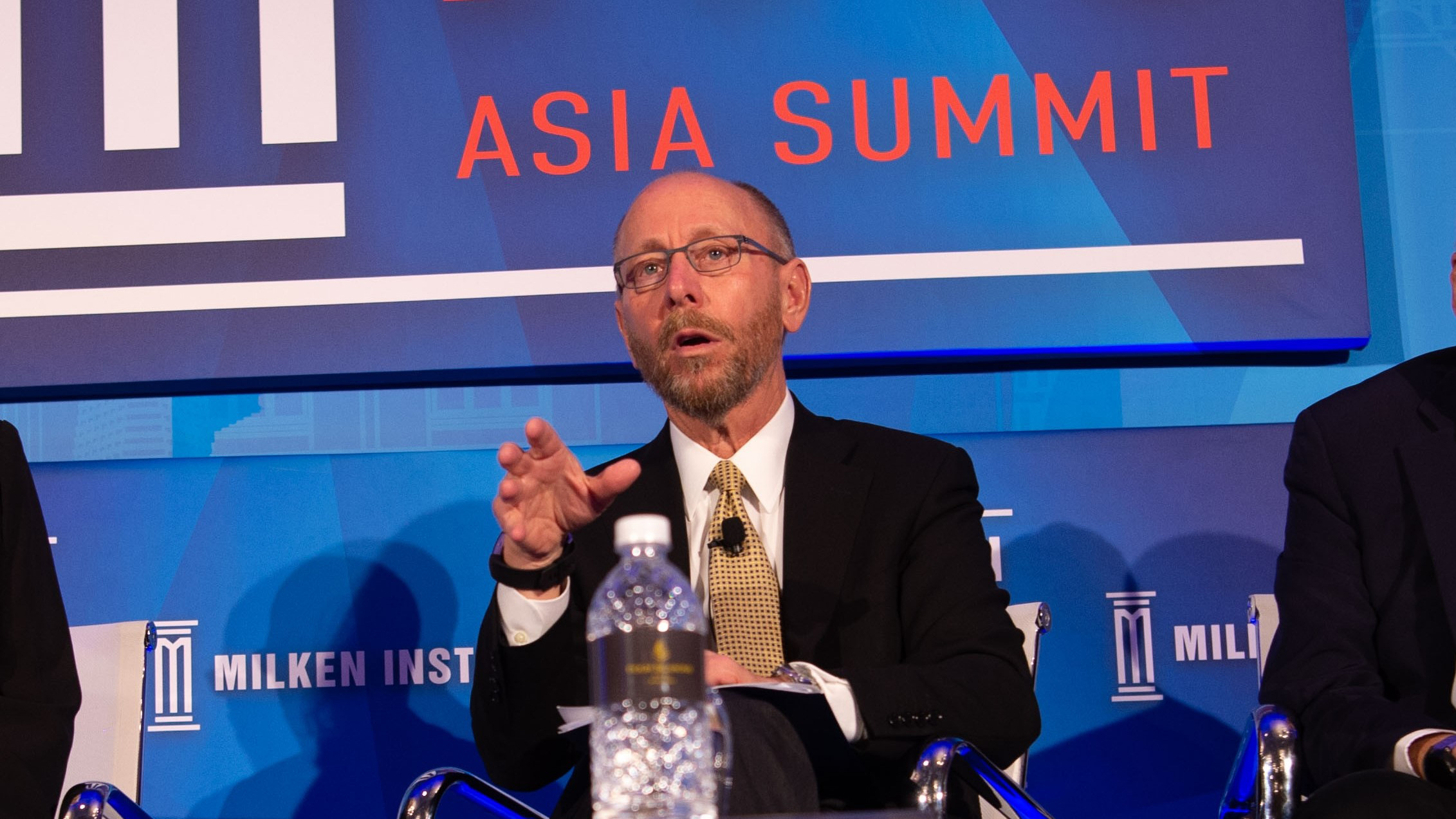 Paul Irving Speaking at Asia Summit