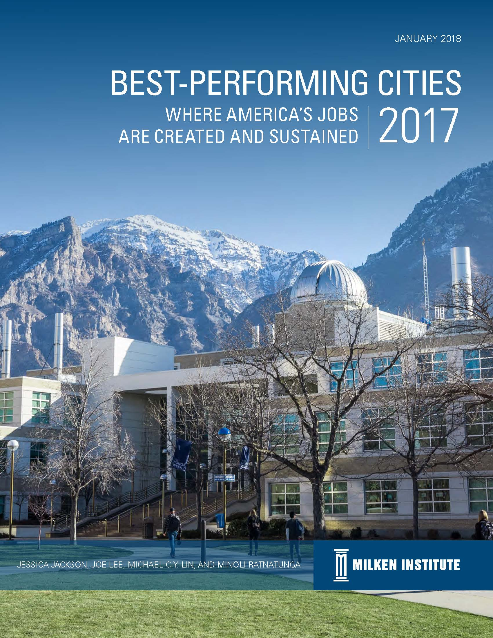 Best-Performing Cities 2017: Where America's Jobs are Created and