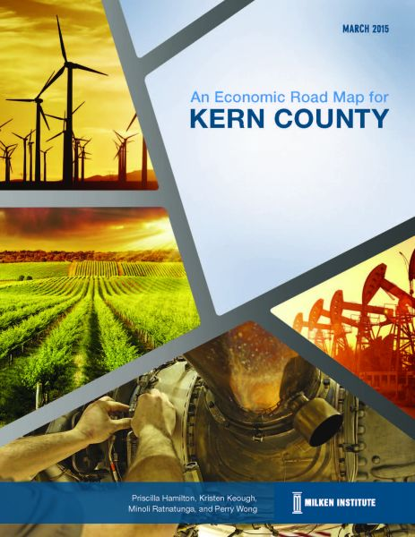 Kern-County-Economic-Road-Map-by-Milken-Institute-cover